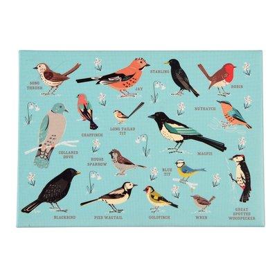 Rex London Fridge Magnet Garden Birds
