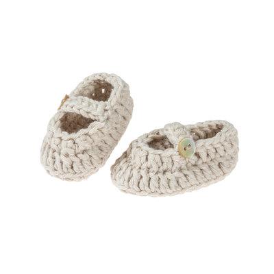 Olimi Doll shoes Miniland 38cm beige