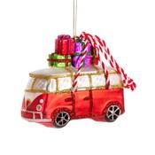 Sass & Belle Weihnachtsdekoration Campervan with Gifts