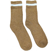 Joya Socks Men Wollmix Doublewarmth Uni mustard