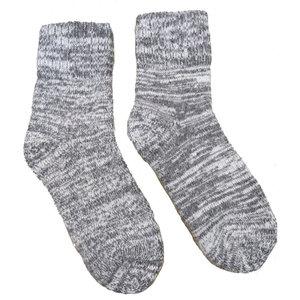 Joya Socken Wollmix Supersoft Mele grey