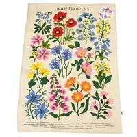 Rex London Tea towel Wild Flowers
