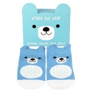 Rex London Baby socks Bear