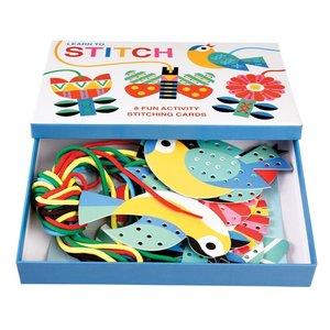 Rex London Activity Set Learn to Stitch