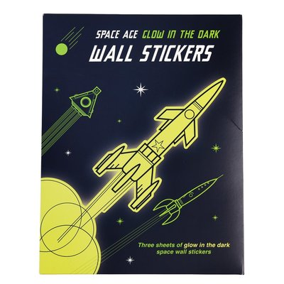 Rex London Wall Stickers Space Age