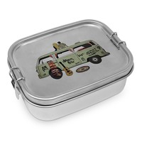 Paperproducts Design Lunch Box Steel Happy Freedom