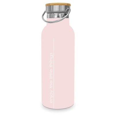 Paperproducts Design Stainless steel bottle Enjoy