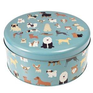 Sass & Belle Cake tin round Best in Show