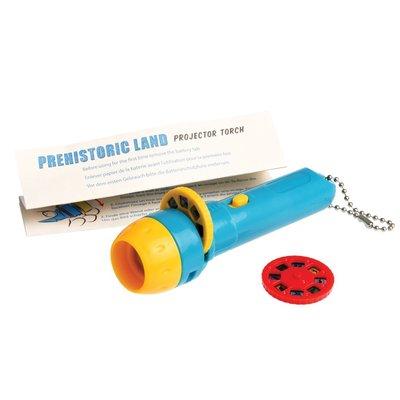 Rex London Projector Torch Prehistoric Land