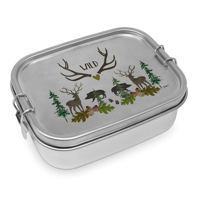 Paperproducts Design Lunch Box Wild