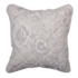 Clayre & Eef Cushion cover Roses beige/grey