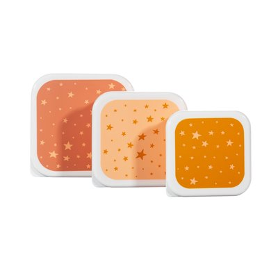 Sass & Belle Snack Box Little Stars Set of 3