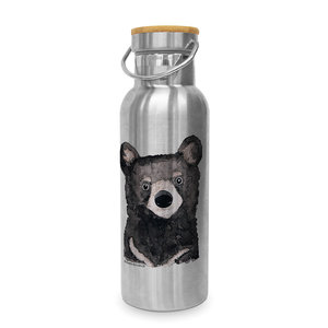 Paperproducts Design Stainless steel bottle Bear