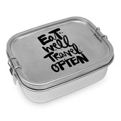 Paperproducts Design Lunch Box Eat Well