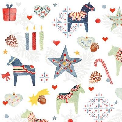 Paperproducts Design Paper Napkins Scandic Joy