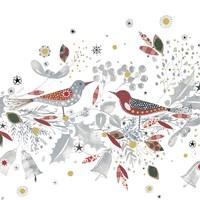 Paperproducts Design Paper Napkins Christmas Birds