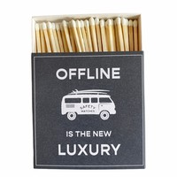 Overbeck and Friends Matches XL Camper