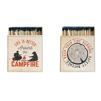 Overbeck and Friends Matches XL Campfire