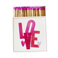 Overbeck and Friends Matches XL Love