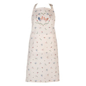 Clayre & Eef Kitchen apron Cosy Country