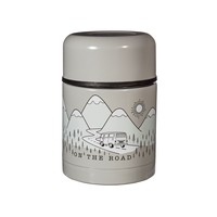 Sass & Belle Food Flask On the Road