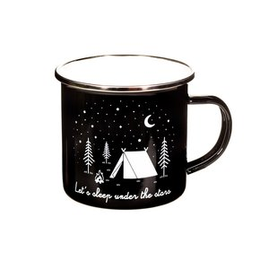 Sass & Belle Mug Enamel Under the Stars