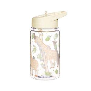 Sass & Belle Water bottle Giraffe