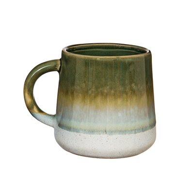 Sass & Belle Mug Mojave green