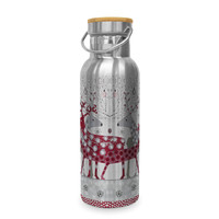 Paperproducts Design Stainless steel bottle Scandic Christmas