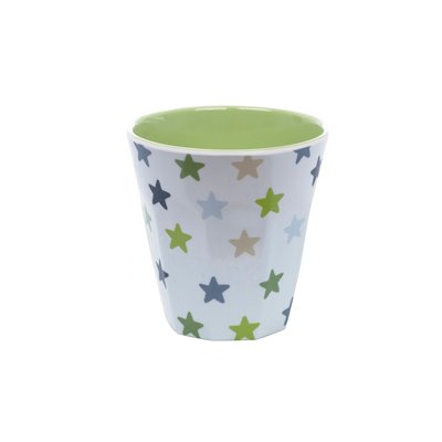 Overbeck and Friends Melamine cup Niki 1