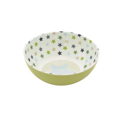 Overbeck and Friends Melamine Bowl Niki