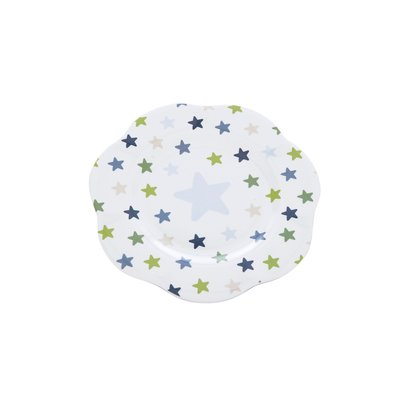 Overbeck and Friends Melamine plate Niki small