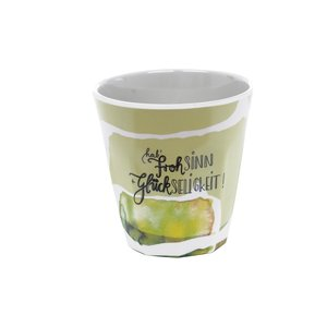 Overbeck and Friends Melamine cup Miss Patty's Glück