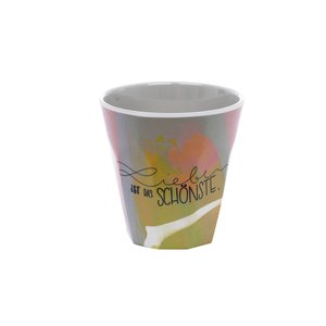Overbeck and Friends Melamine cup Miss Patty's Liebe