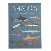 Rex London Tattoos Sharks