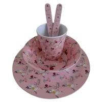Powell Craft Melamine Tableware Pony Set 2