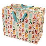 Rex London Jumbo bag / Storage bag Colourful Creatures
