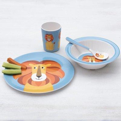 Rex London Melamine spoon Lion