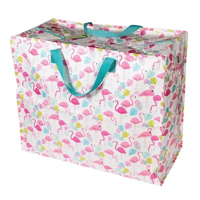 Rex London Jumbo bag / Storage bag Flamingo