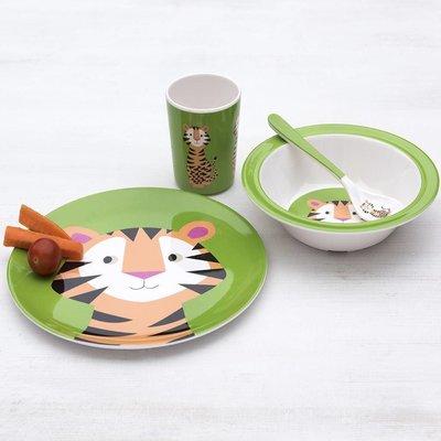 Rex London Melamine spoon Tiger