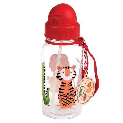 Rex London Kids Water Bottle Colourful Creatures
