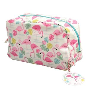 Rex London Washbag Flamingo