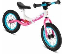 Puky Puky LR Ride loopfiets met luchtbanden Wit-Roze 3