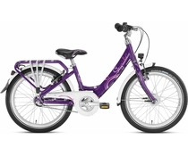 """Puky Puky Skyride ALU Light 20"""" 3 speed paars-roze 6+"""
