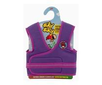 BikyBiky vest met handvat voor fietsles - Paars