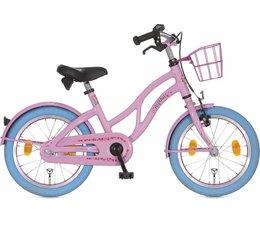 "Alpina kinderfietsen AANBIEDING Alpina Ocean 16"" Meisjesfiets Sweet Pink 4+"