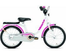"Puky Puky 16"" kinderfiets Z6 wit Edition 3+"