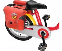 Puky Puky dubbele fietstas DT3 rood