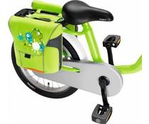 Puky Puky dubbele fietstas DT3 kiwi groen