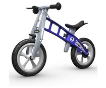 FirstBike FirstBIKE Basic Blauw Met Handrem 2+